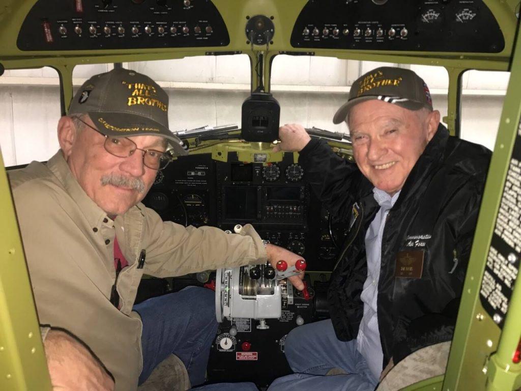 Doug Rozendaal et Tom Travis